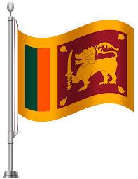 Sri Lanka Flag Lion Sri Lanka Flag Clipart