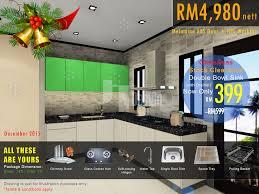 Kitchen Cabinet Contractor Johor Bahru Ideasidea - Cls kitchen cabinet