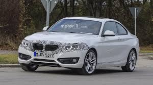 new 2018 bmw x6 price 2018 bmw 2 series coupe facelift caught hiding nip and tuck