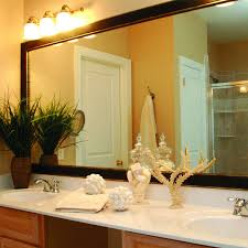 Double Sink For Small Bathroom Bathroom Double Sink Vanity With Mirrormate And Wall Sconces For