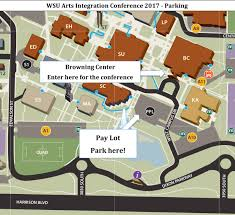 Weber State Campus Map by Arts Integration Conference Problem Solving With Steam Weber