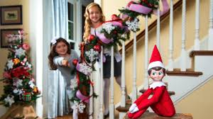 the elf on the shelf a christmas tradition broadcast spot youtube