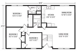 ranch floorplans gorgeous ideas raised ranch house plans images 1 home