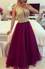 sweetheart burgundy chiffon long prom dress popular plus size