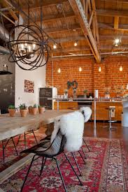 Bare Skin Rug Mulu U0027s Creative Vintage Collective Den U2014 Office Tour Boho