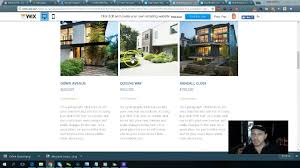 wix cheap real estate website review youtube