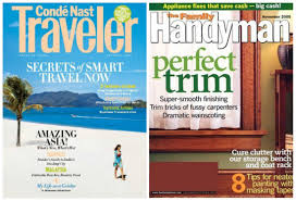 Wisconsin traveler magazine images Family handyman and conde nast traveler magazine deals jpg