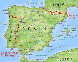 Catalonia Spain Map by Zaragoza Spain Map Imsa Kolese