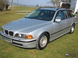 1998 bmw 528i specs 1999 bmw 528i touring car photo and specs