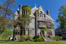 cheap mansions for sale mini castles for sale 3 romanesque revival houses to buy curbed