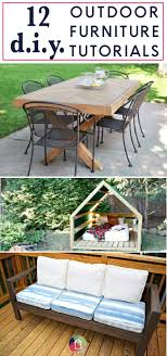 diy outdoor furniture creative affordable ideas designer trapped