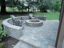 Patio Firepit Gas Outdoor Firepit Modern Patio Other By Wildwood Land Design