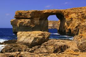 Azure Window by Wallpapers Malta Azure Window Sea Cliff Nature
