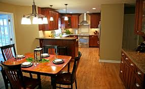 Kitchen And Dining Room Ideas Dining Room Remodel Design Inspiration Photo Of Casual Dining Room
