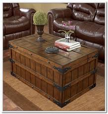 trunk coffee table set best of wooden trunk coffee table coffee table storage trunk coffee