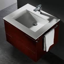 bathroom 2017 design modern mahogany finished wooden floating