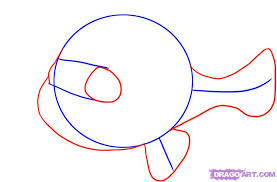 draw nemo finding nemo step step disney