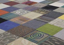 interface flor assorted carpet tile flooring covers 322 square
