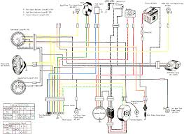 suzuki ts250 wiring diagram motorcycle car pinterest cars