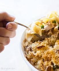 thanksgiving egg noodles turkey tetrazzini recipe simplyrecipes com