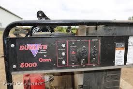 onan dunlite power equipment 5grba 378a generator item dm9