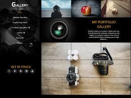 portfolio gallery u2014 tema wordpress gratuito