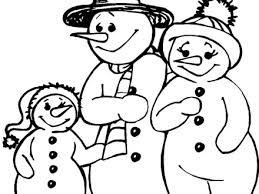 coloring page snowman family 25 abominable snowman coloring pages finest winter snowman family