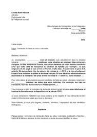 Lettre De Demande De Visa En Anglais lettre francais modele formule courrier administratif lamalledumartroi