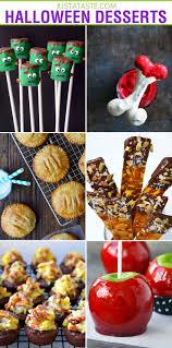 halloween recipes treats best 25 easy halloween desserts ideas on pinterest easy