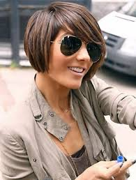 short back longer front haircuts