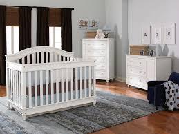Palisades Convertible Crib Europa Baby Palisades Convertible Crib Classic White