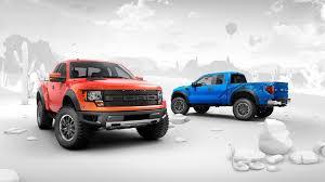 Ford Raptor Orange - ford raptor wallpaper 7007338