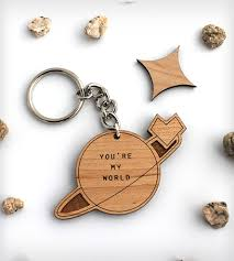 You Are My Designs You Re My Wooden Keychain S Accessories Havok
