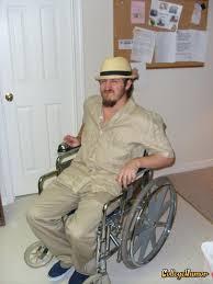 Breaking Bad Wheel Chair Hector