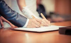wedding signing should christian clergy stop signing marriage certificates