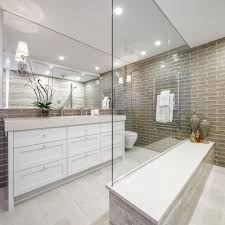 timeless bathroom transitional with shaker style contemporary
