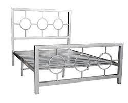 amazon com home source industries 13161 queen metal bed frame