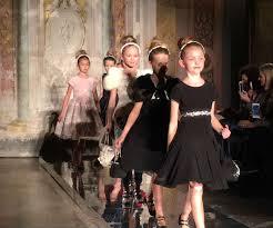 the rush of pitti bimbo 82 kids fashion week dashin fashion