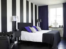 Modern Interior Decorating Black Plus Another Color Combination - White and black bedroom designs