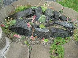 Simple Rock Garden Sculpt A Rock Garden Garden Club