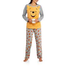 halloween pajamas womens disney disney sleepwear walmart com