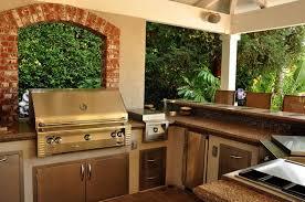 Kitchen And Bar Designs with Outdoor Kitchen Designs U0026 Ideas Landscaping Network