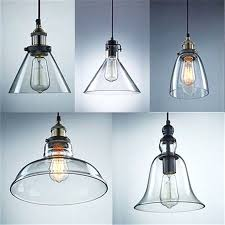 Replacement Globes For Bathroom Light Fixtures by Replacement Glass Pendant Light Shades Lightings And Lamps Ideas