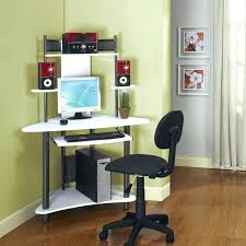 Compact Corner Computer Desk New Small Space Puter Desk Ideas Within