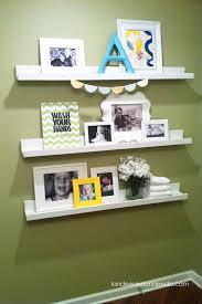 bathroom ledges shelves simple diy and white shelves