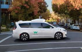 luxury minivan google spin off waymo revs up self driving chrysler minivans