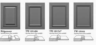 Trim For Cabinet Doors How To Paint Add Shaker Trim To Kitchen Cabinets By Grace