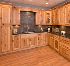 what paint color goes best with hickory cabinets 40 best kitchen wall paint colors with hickory cabinets