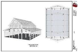 monitor style barn plans free barn plans barn blueprints and plans
