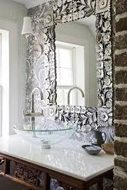 Silver Bathroom Vanity Bathroom Cabinets Antique Silver Bathroom Vanity With Mirror